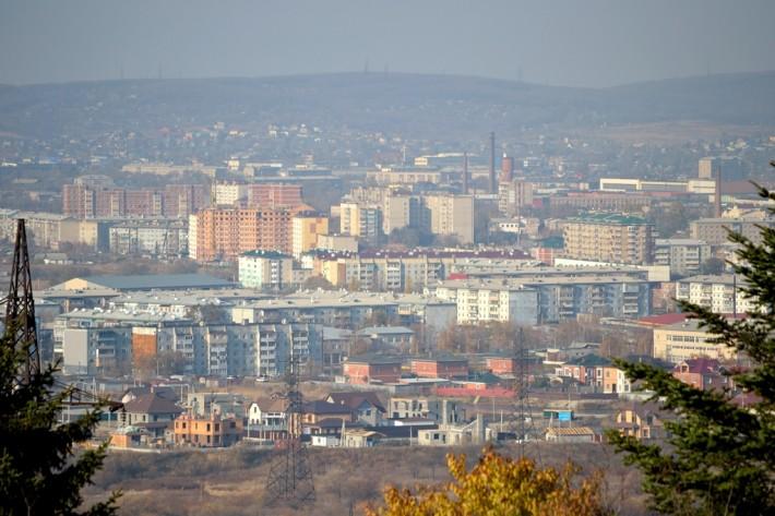 Панорама Уссурийска