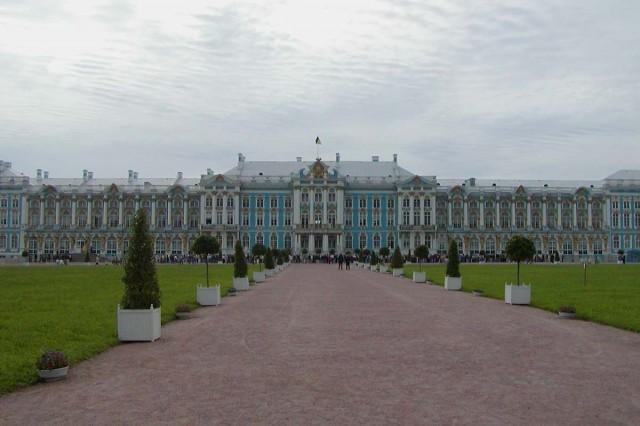 Екатерининский дворец 1