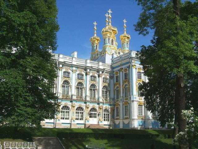 Екатерининский дворец 2