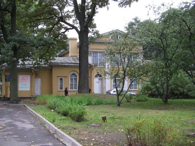 Дача Шишмарева
