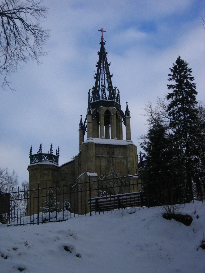 Церковь Петра и Павла в Парголово