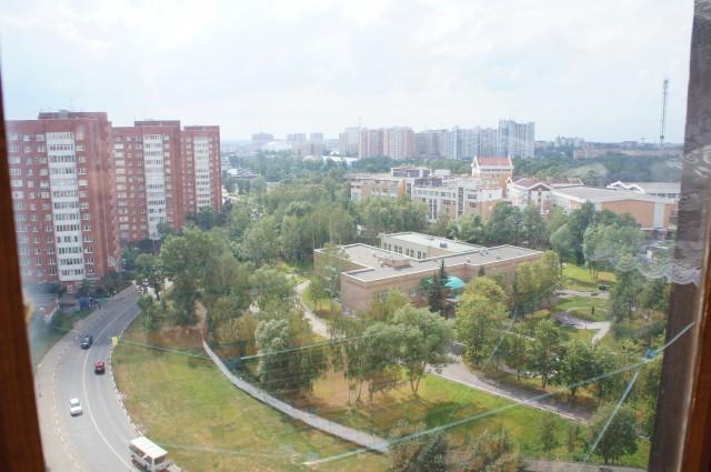 Одинцово. Улица Новоспортивная