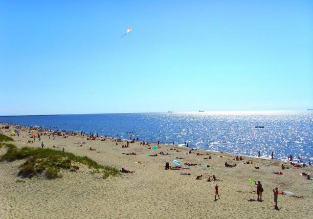 Балтийский пляж