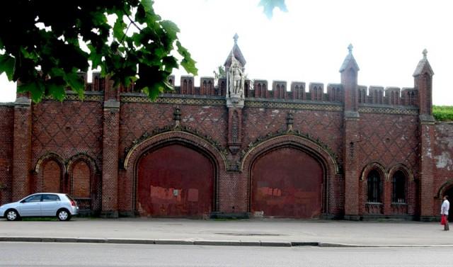 Калининград. Городские ворота
