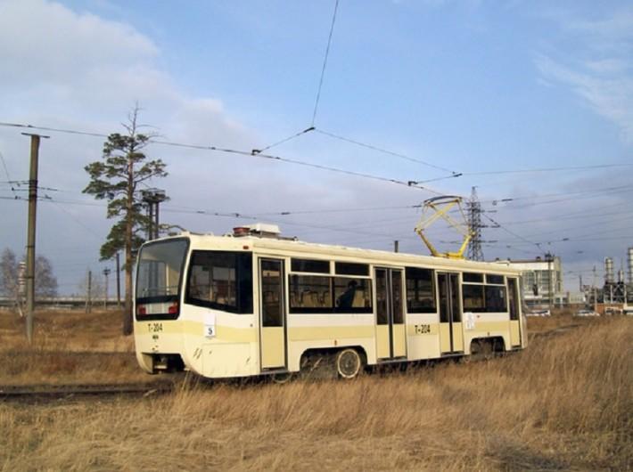 Ангарский трамвай