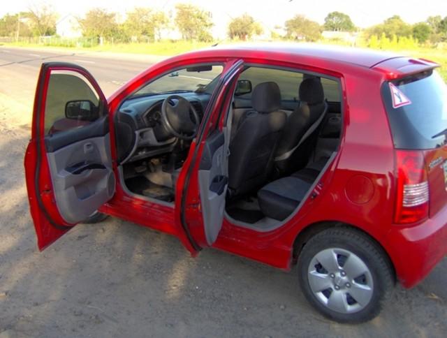 Мой новый автомобиль