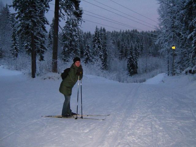 Я езжу на туда каждую зиму, потому что очень скучаю по Архангельской зиме и СНЕГУ …