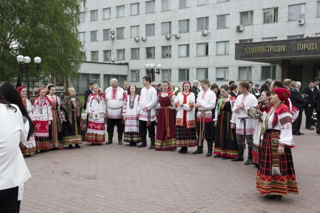 9 мая в Подольске