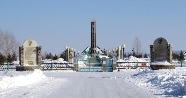 Мемориал Земля Юрматов