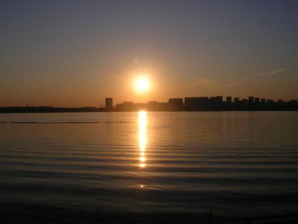 Строгинский залив
