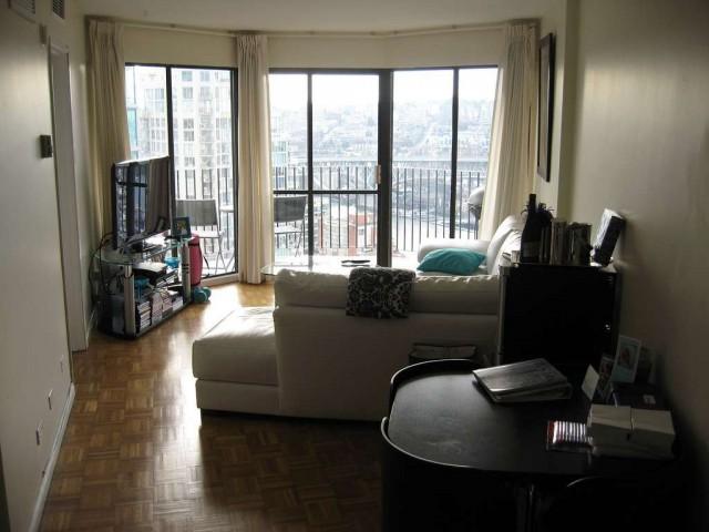 Небольшие апартаменты в Ванкувере