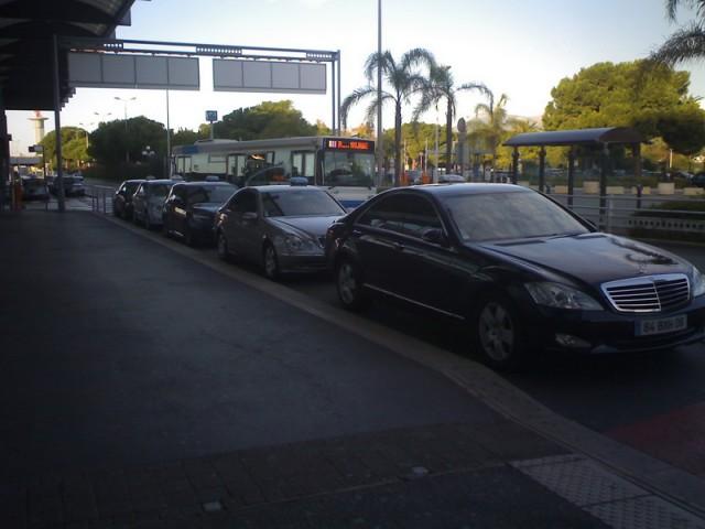 Ницца. Аэропорт. Такси