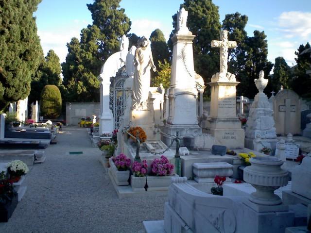 Протестантские могилы
