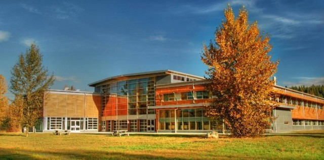 Колледж в Британской Колумбии