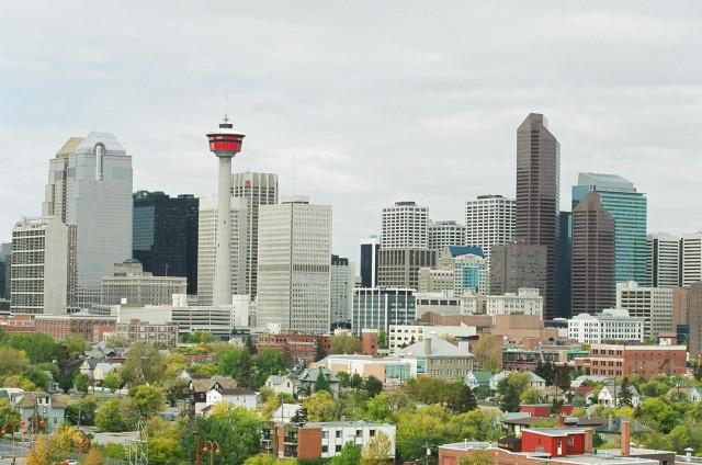 Города Канады. Калгари