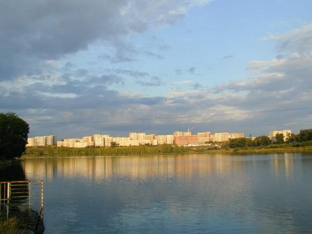 Первоуральск, городской пруд