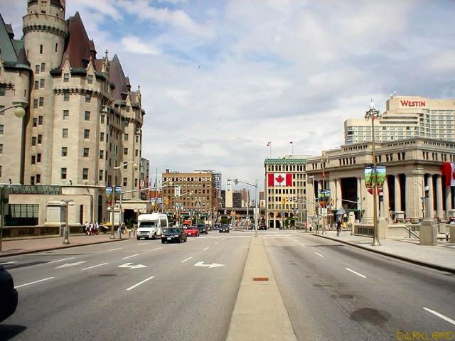 Города Канады. Оттава