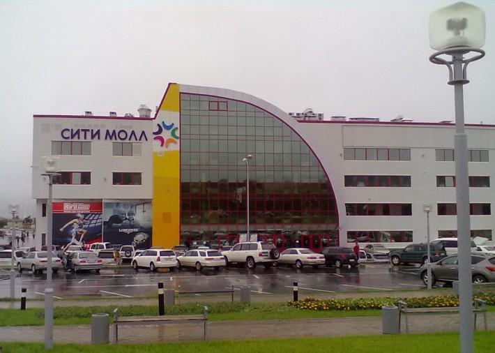 ТЦ «Сити-Молл» - самый большой в Восточной Сибири и на Дальнем Востоке