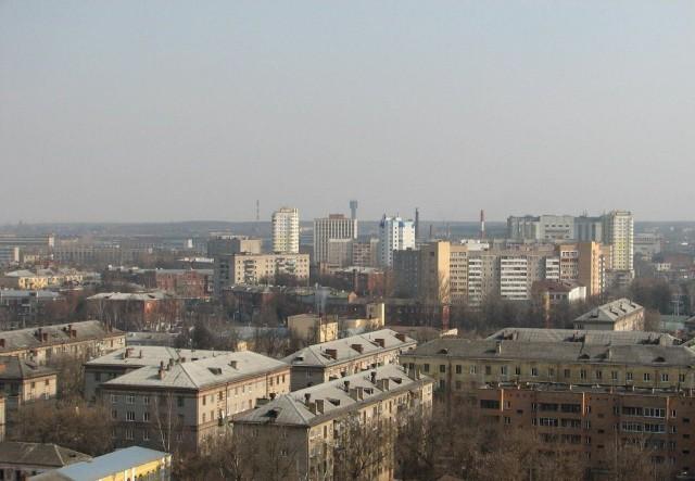 Центральный район Подольска