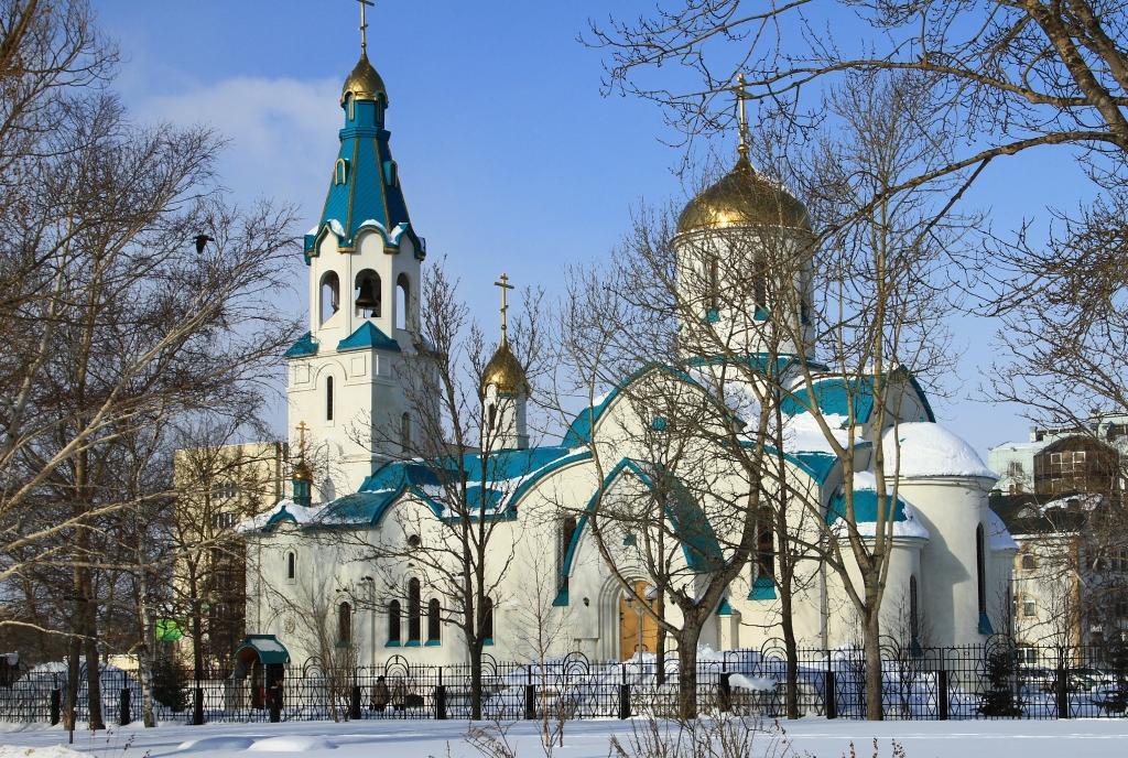 Достопримечательности южно сахалинска фото