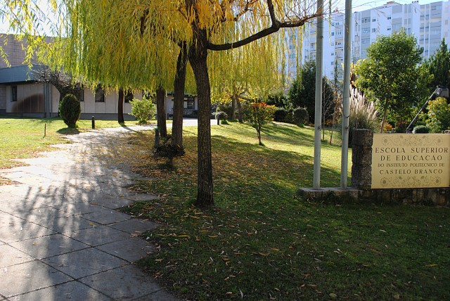 В отличие от Черногории, в Португалии во множестве городов имеются вузы. Это — один из нескольких корпусов политехнического института в Каштелу Бранку