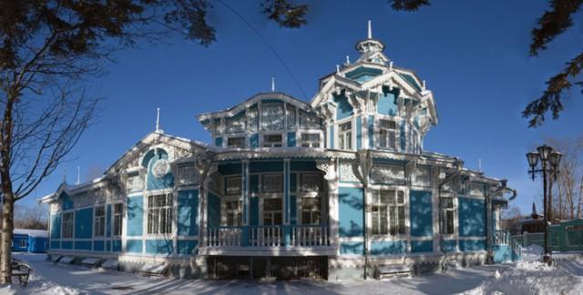 Русско-немецкий дом в Томске