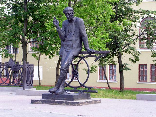 Памятник Решетову