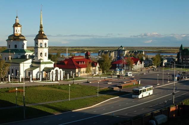 Центр Самарово