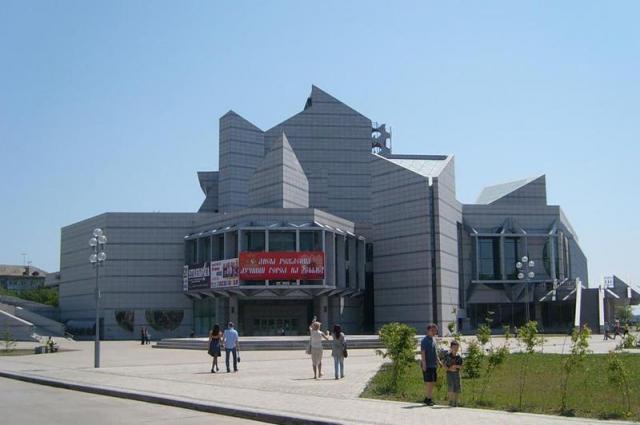 Областной культурный центр Благовещенска