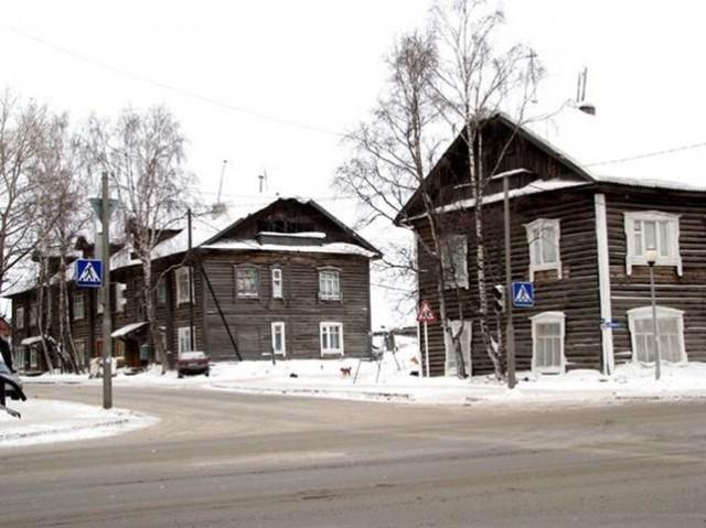 Улица Комсомольская - почти центр