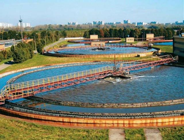 Обманчивая идиллия Курьяновских очистных сооружений