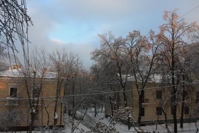 Район Карачарово – добротные, но старые двухэтажки