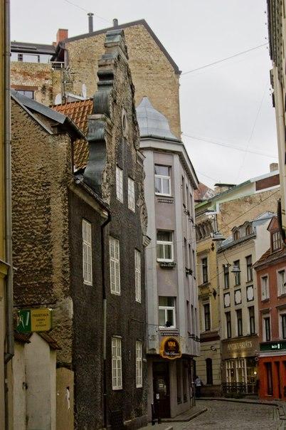 Улица Розена в Старом Городе