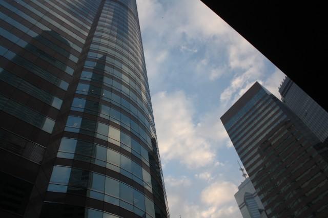 Таким я увидел Гонконг