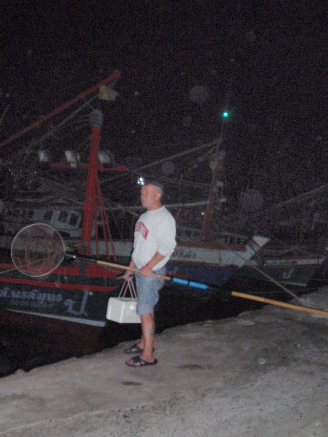 Типичный «тайский» рыбак