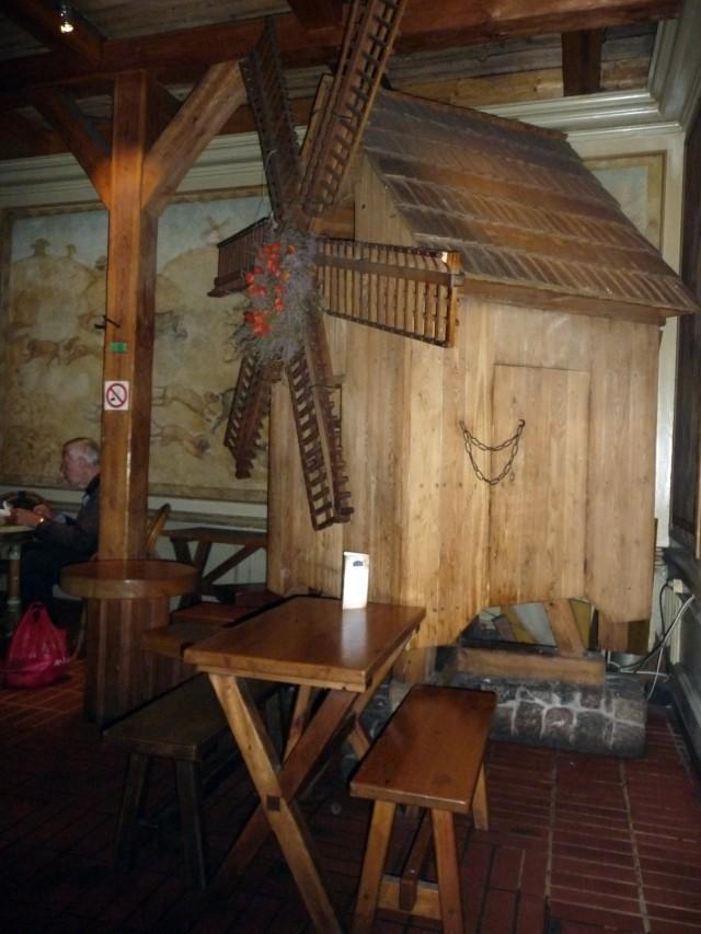 Ресторан Lido изнутри