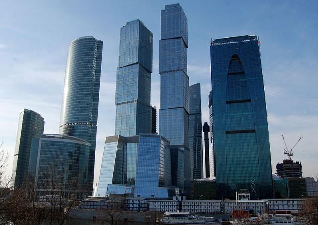 Москва-Сити: «Небоскребы, небоскребы, а я маленький такой…»