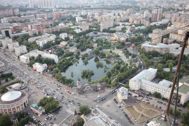 Московский зоопарк: животным здесь живется лучше, чем людям