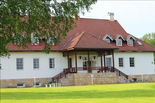 Дом-гостиница в Лаагне