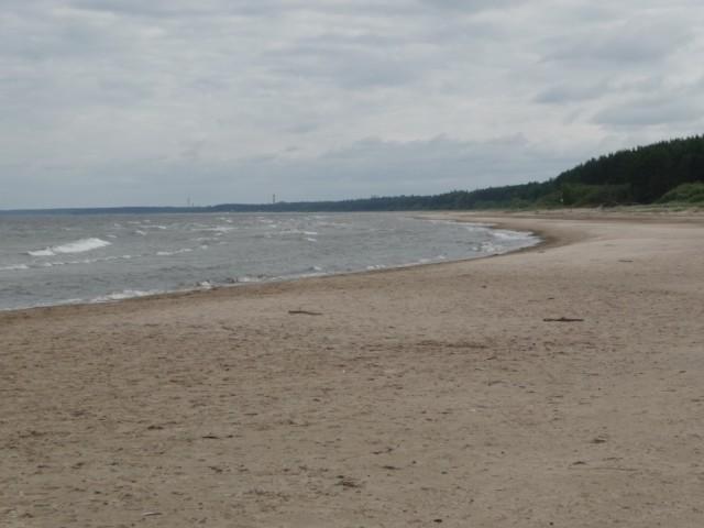 Нудистский пляж недалеко от Лаагны