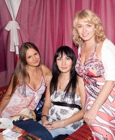 С подругами в Караганде