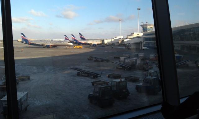 Один из этих самолетов наш!