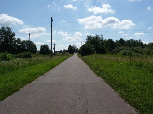 Дорога из Лаагны в Тарту