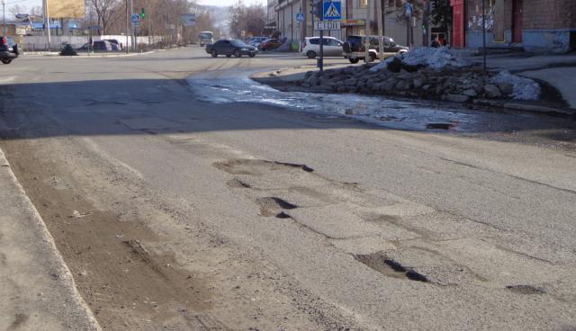 Дороги Горно-Алтайска