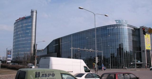 Торговый центр TASKU в Тарту