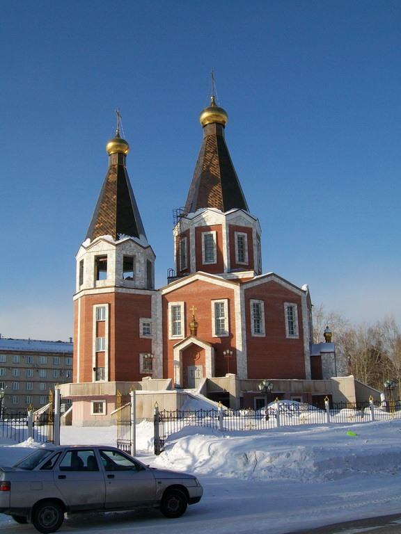 Храм Владимирской Божьей матери