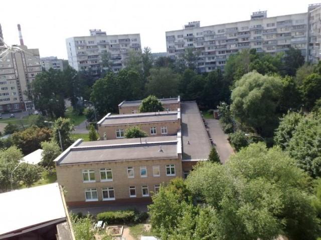Один из детских садов Зеленограда