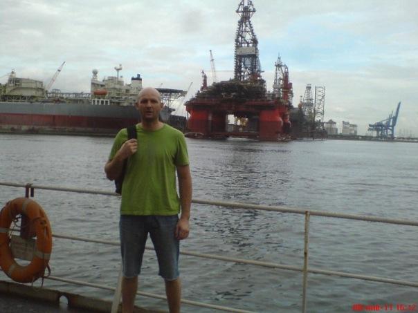 Сингапурский порт