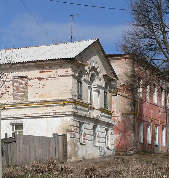 Старые дома города