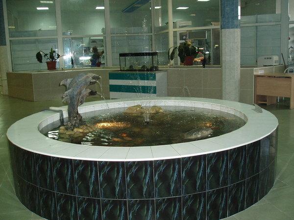 Центральный рынок - Рыбный павильон
